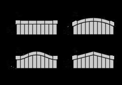 LatteZwischenstab-Oberkante